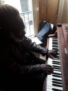 laurent au piano