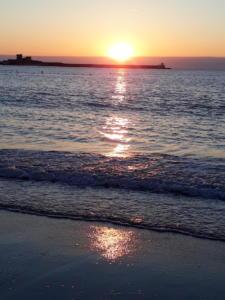 15 coucher de soleil sur la plage